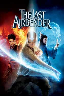 watching the Legend of Aang with friends